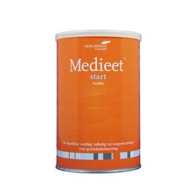 Afbeelding productverpakking Medieet Start