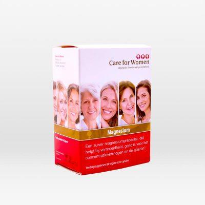 Afbeelding productverpakking Women's Magnesium