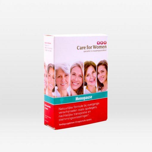 Afbeelding productverpakking Women's Menopause