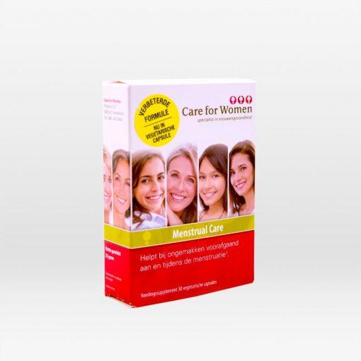 Afbeelding productverpakking Menstrual Care