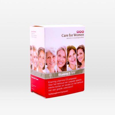 Afbeelding productverpakking Vitamine D Forte